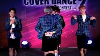 """Candyz"" cover ""Hi~"" (Lovelyz) @ ""Esplanade Coverdance Season2"" :Stage2"