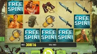 Creature from the lagoon 5 Freespins And Boss killed Super Big win 750x