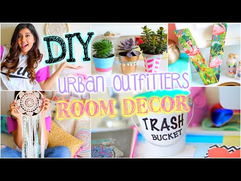 DIY Urban Outfitters Inspired Room Decor!!
