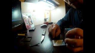 ремонт аккумулятора мобильного телефона(перебрал аккумулятор , вздулся аккумулятор на самсунге прослужил 4 года заменил на мегафоновский., 2016-01-14T16:58:31.000Z)