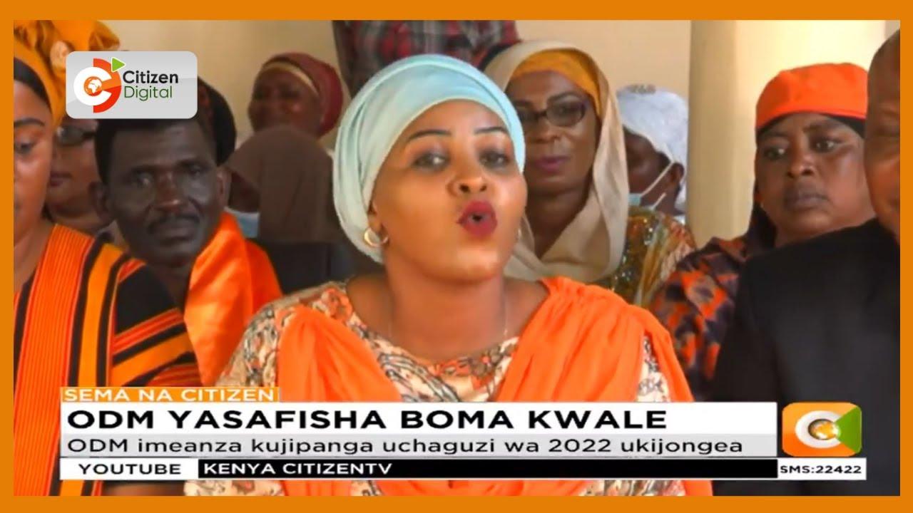 Download Chama cha ODM Kwale chaanza mikakati ya kujiimarisha