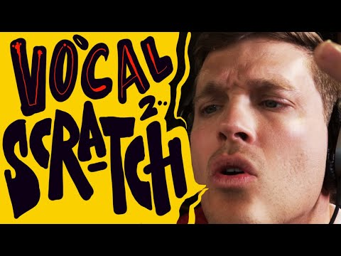 how to Vocal Scratch part. 2 (inward scratch) - Tom Thum Beatbox tutorial