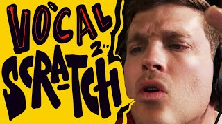 how to Vocal Scratch part. 2 (inward scratch) - Tom Thum Beatbox tutorial