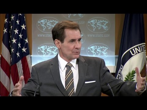 Daily Press Briefing - October 30, 2015