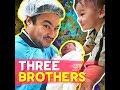Three brothers   KAMI   Jomari Yllana when his eldest son and newborn one met each