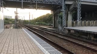 神戸市営地下鉄1000形1107F 谷上行 学園都市駅