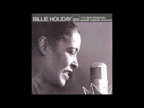 Billie Holiday The Ben Webster / Harry Edison Sessions