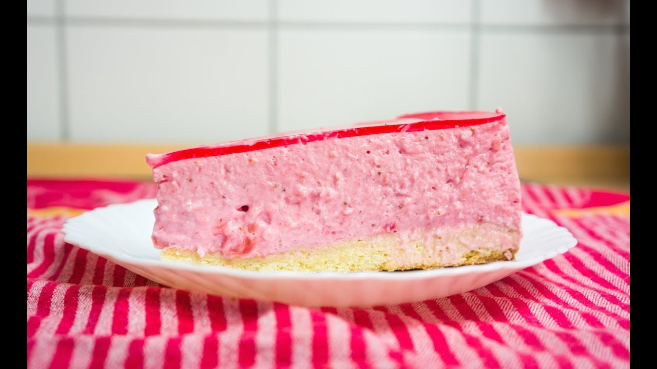 Esk Erdbeer Quark Torte Variabel In Der Fruchtwahl Youtube
