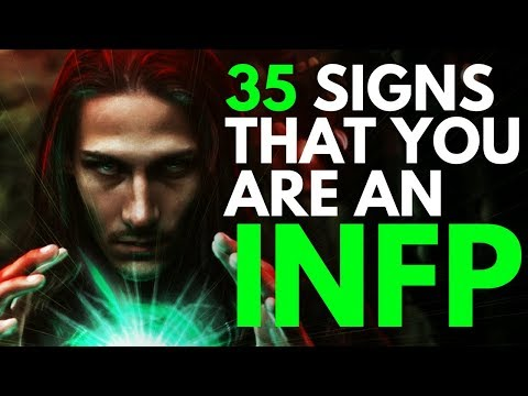 35 Signs You're A True INFP