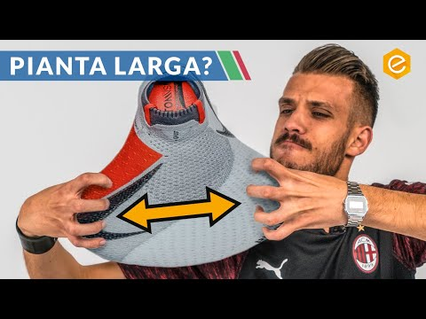 Da Calcio Youtube 5 Pianta Top Scarpe Per Larga ZiOkuPTX