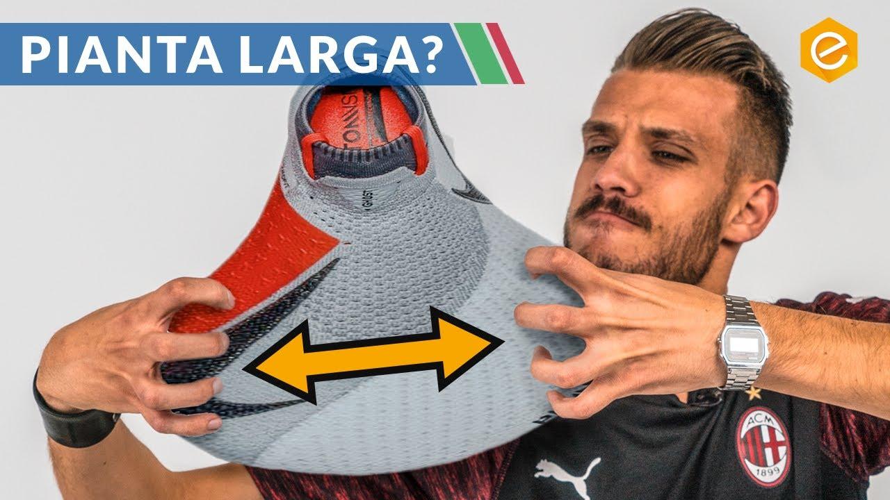 TOP 5 scarpe da calcio per PIANTA LARGA