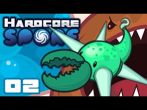 Let's Play Hardcore Spore - PC Gameplay Part 2 - Spike Jousting!