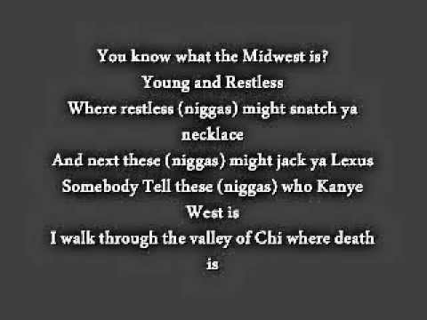 Kanye West - Jesus Walks w/lyrics from YouTube · Duration:  3 minutes 18 seconds