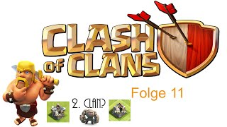 COC [011] - 2. Clan? (Fredi) | Let`s Play Clash of Clans [Deutsch/HD]