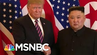 President Trump Says North Korea Promised No New Tests; Pics Show Otherwise | Morning Joe | MSNBC
