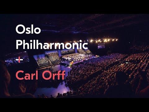 Carmina Burana (excerpts including O Fortuna) / Carl Orff / Dalia Stasevska / Oslo Philharmonic