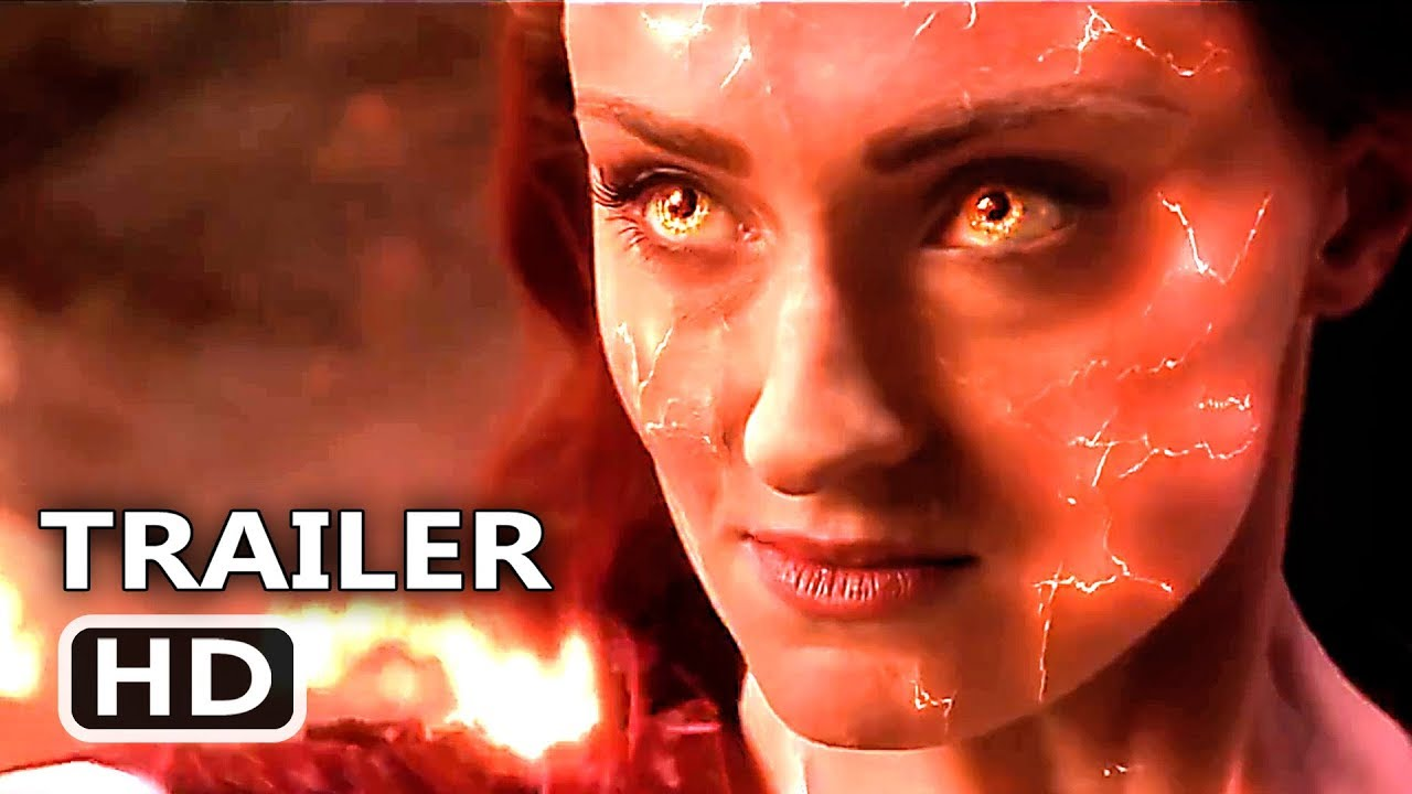 Dark Phoenix Trailer  X Men Movie Hd