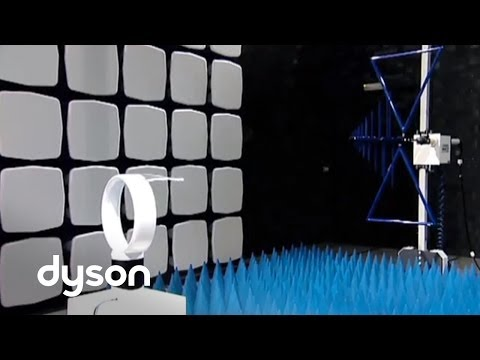 It's what we do. Dyson is a technology company.