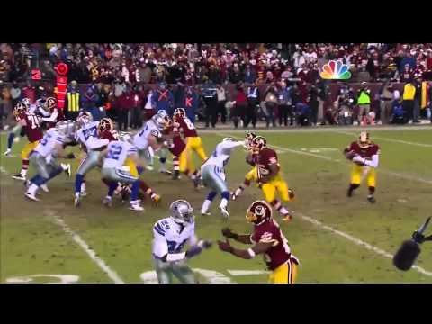 Brave on the Warpath [Redskins beat Cowboys and win division]