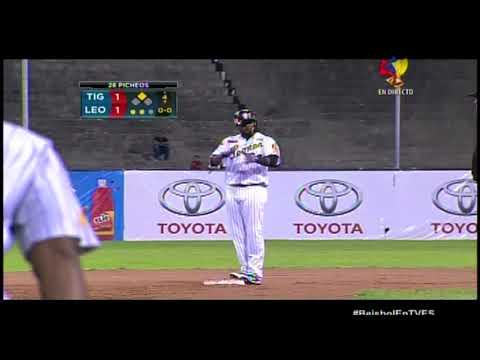 Tigres de Aragua vs Leones del Caracas 06/12/2017