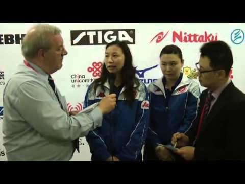 Hong Kong Interview at World Team Classic