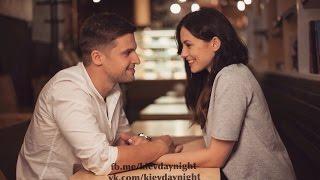 Оксана Аврам)Павел Сергиенко) Свадебная фото-сессия) Киев днем и ночью) часть 3
