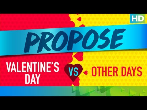 Proposals On Propose Day Vs. Other Days