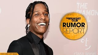 A$AP Rocky Details His First Orgy in 7th Grade