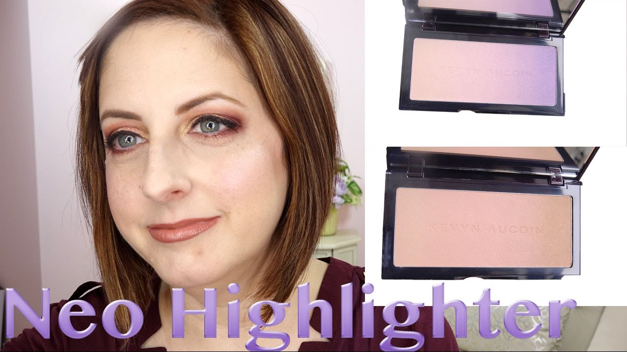 3d433ea7386 Kevyn Aucoin The Neo Highlighters - YouTube