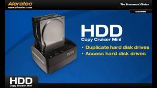 Aleratec HDD Copy Cruiser Mini part # 350107