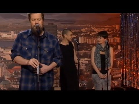 GMF - John Grant, Pétur Hallgrimsson, Magda Davitt (FKA Sinéad O'Connor) & Róisín Waters
