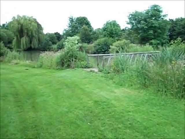Thorney Lakes Caravan Park, Muchelney, Pt 1 of 3