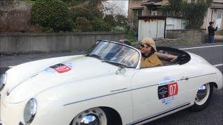 唐沢寿明さんが参加している ベッキオバンビーノの方々の 走行動画です.