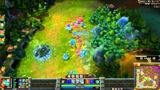 NiceSSBro! Poppy Vs. Kennen Ranked game 1600 ELO