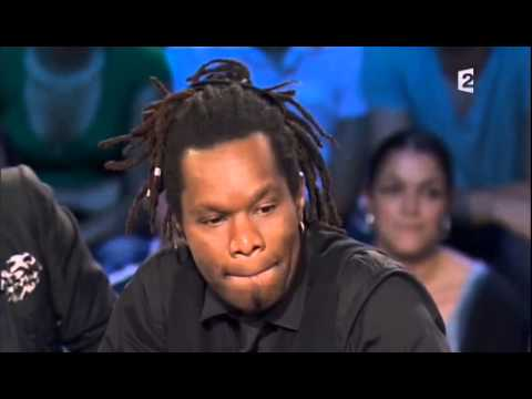 William Baldé - On n'est pas couché 13 septembre 2008 #ONPC