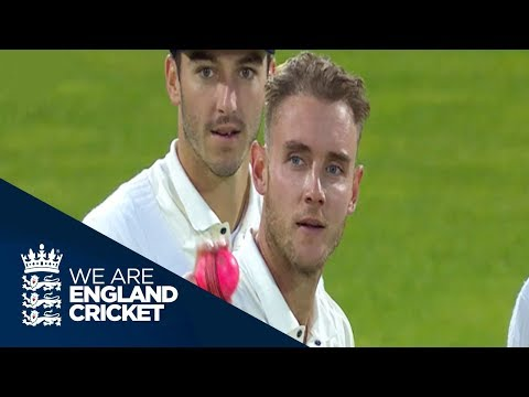 England Take 19 Wickets To Wrap Up 1st Test on Day 3 - Engla