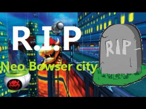 Mario Kart 7 Neo Bowser City Shortcut Glitch