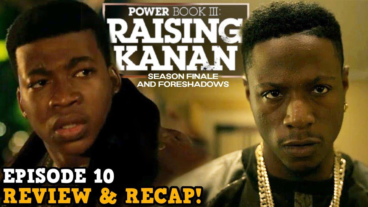 Download Power Book III: Raising Kanan 'EPISODE 10 REVIEW & RECAP' | Paid in Full