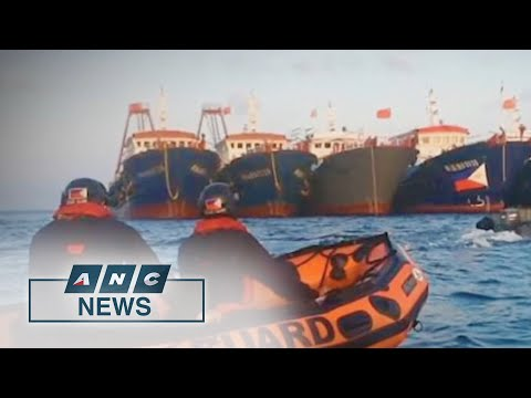 PH sends more patrol vessels to West PH Sea as Chinese ships linger | ANC