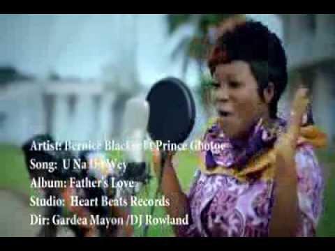 Liberian Gospel Music - Bernice Blackie - U NA DO IT AGAIN