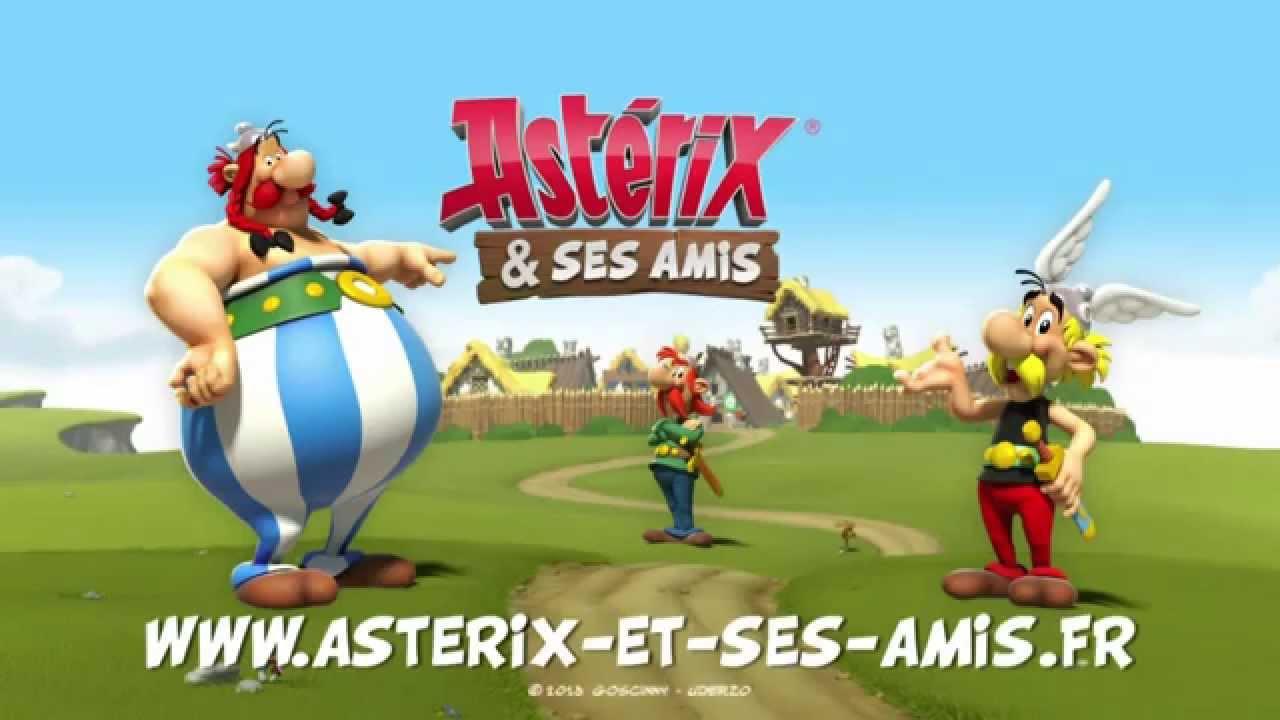 jeu gratuitinfo astrix et ses amis - Jeu Gratuit Info