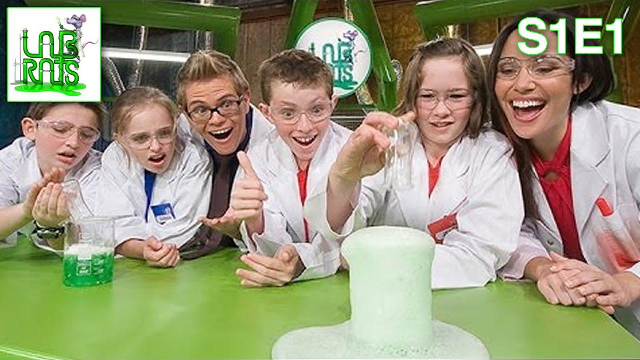 lab rats tv show cast