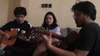 Don't Look Back In Anger - Oasis  Cover By Gale Gumay, Nadiva, Nadim