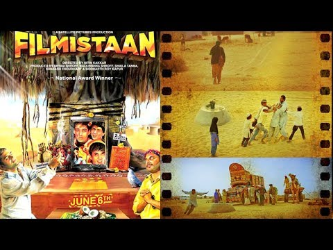 Filmistaan Trailer   Dedicated To All Movie-Buffs!