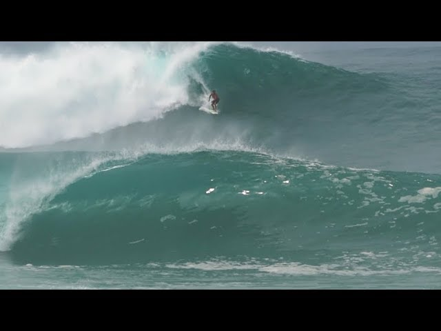 Pipeline Biggest Day Winter 2017/18