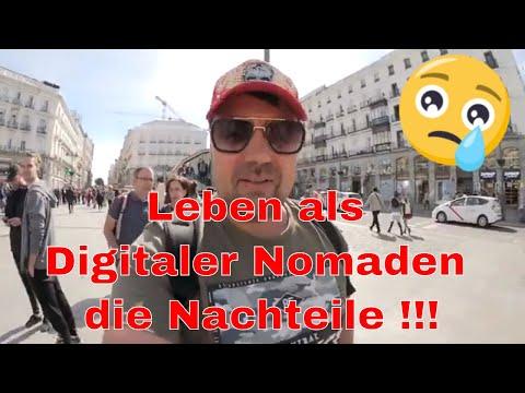 Leben Als Digitaler Nomaden Die Nachteile ✅ Die Nachteile Des Digitalen Nomadentums