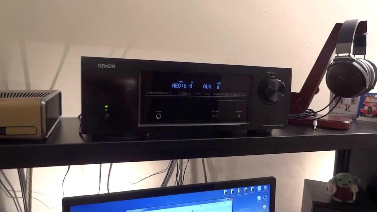 Denon avr x6300h receiver service manual and repair guide   ebay.