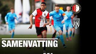 Samenvatting | Jong Feyenoord - Jong Heracles 2018-2019