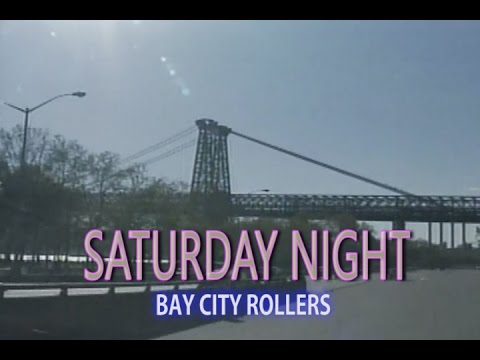SATURDAY NIGHT (カラオケ) BAY CITY ROLLERS