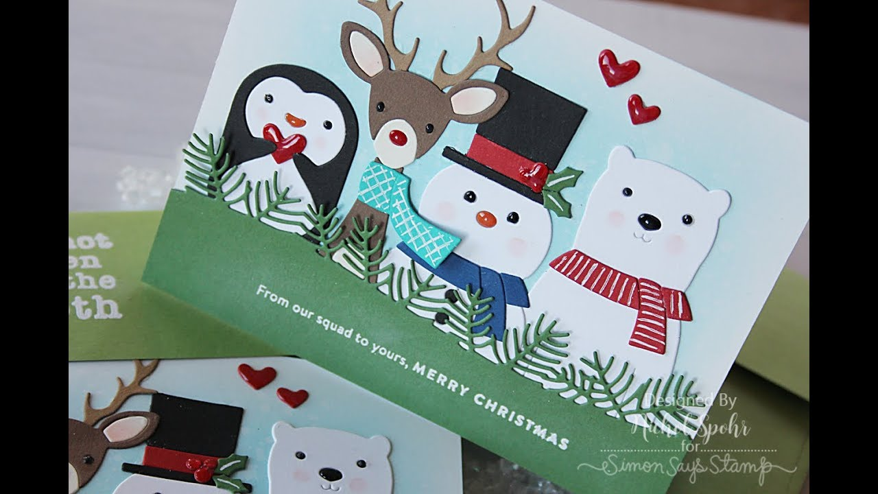 Handmade Holiday 2017 Picture Book Gift Card Holders Youtube